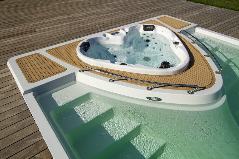 Yacht pool compass pools for Pool design company radom polen