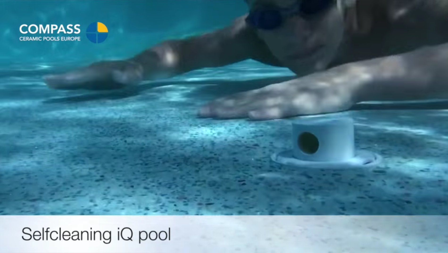 Video Find In 36 Seconds How To Clean Compass Pool