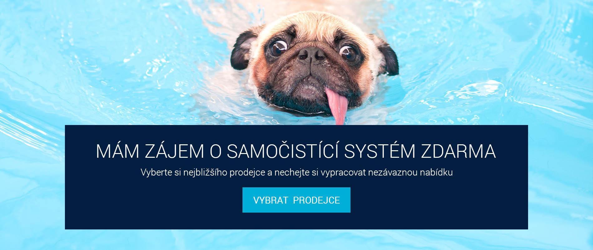 samočistici systém pro bazén zdarma