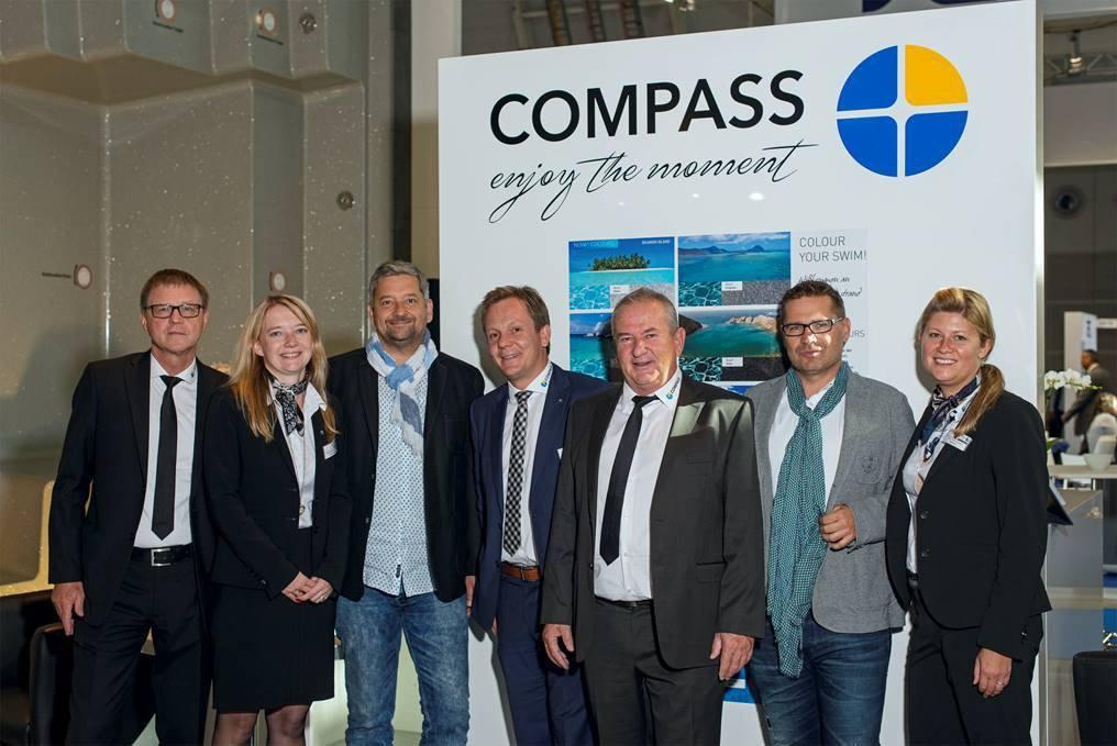 Ihr Team von Compass Pools