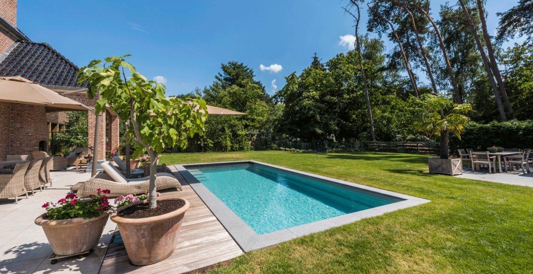 domácí bazén xl-lounger