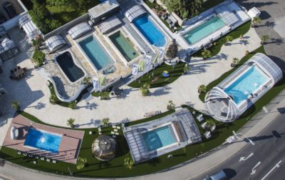 PoolPark, the largest European ceramic pools showroom