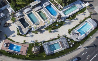 PoolPark, the largest European ceramic pools showroom