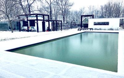 Bazén šetrný k přírodě i k peněžence? Bazén bez zazimování!