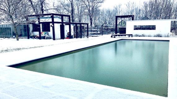 Bazén šetrný k prírode a k peňaženke? Bazén bez zazimovania!