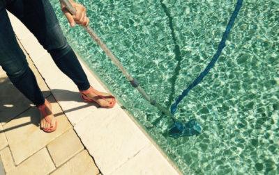Seien Sie kein Sklave Ihres Schwimmbeckens